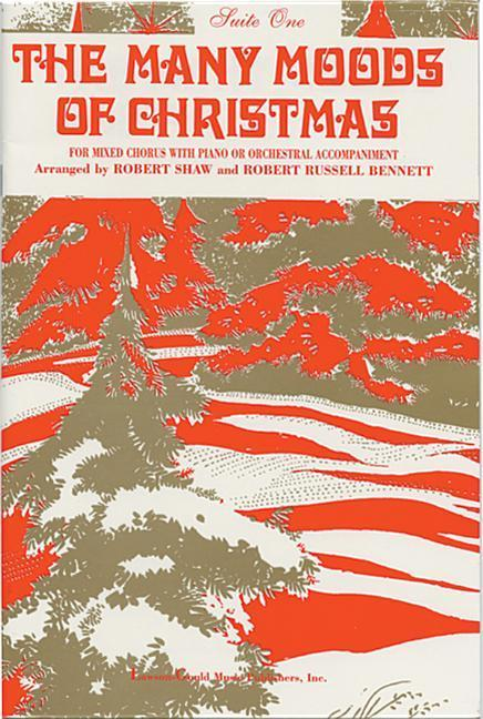 The Many Moods of Christmas: Suite 1, Satb (English Language Edition) als Taschenbuch