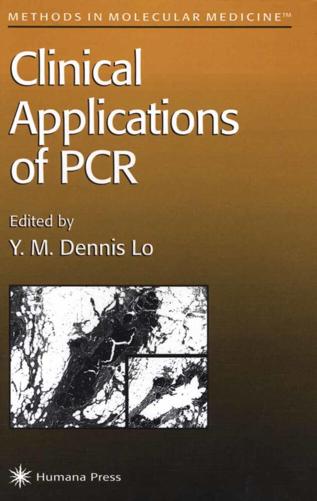Clinical Applications of PCR als Buch (gebunden)