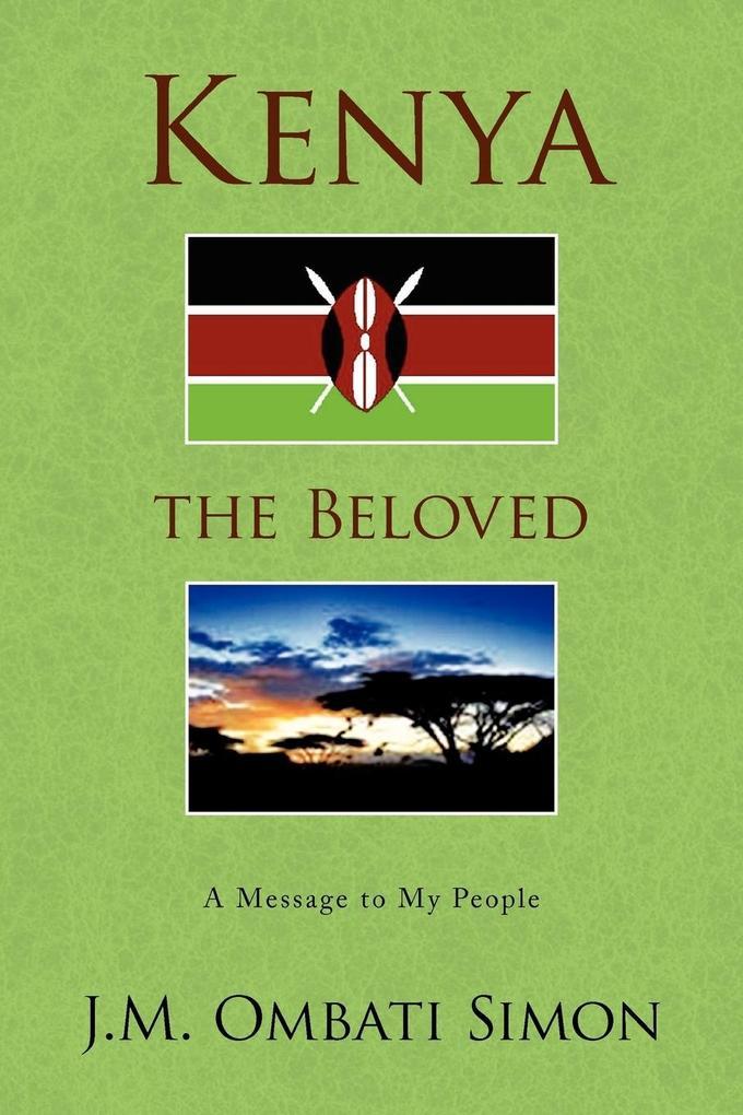 Kenya the Beloved als Taschenbuch