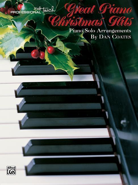 Great Piano Christmas Hits: Piano Solo Arrangements als Taschenbuch