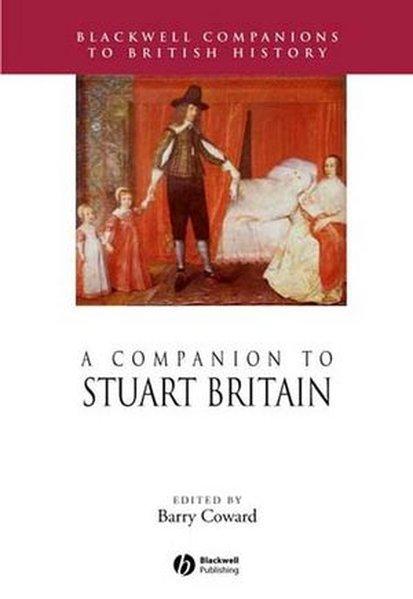 A Companion to Stuart Britain als Taschenbuch