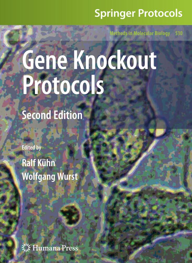 Gene Knockout Protocols als Buch (gebunden)