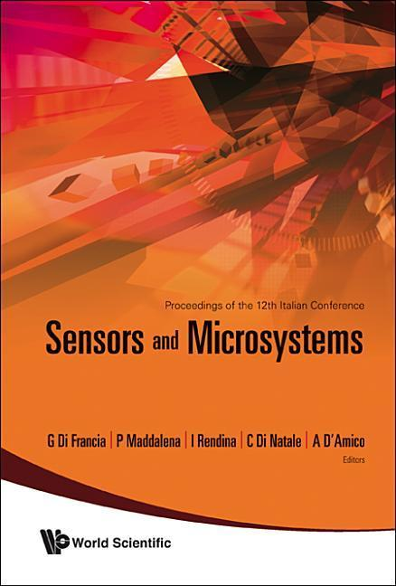 Sensors and Microsystems - Proceedings of the 12th Italian Conference als Buch (gebunden)