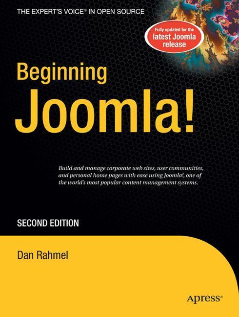Beginning Joomla! als Buch (kartoniert)