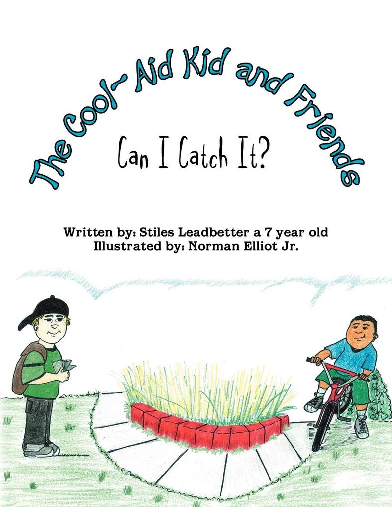 The Cool-Aid Kid and Friends als Taschenbuch