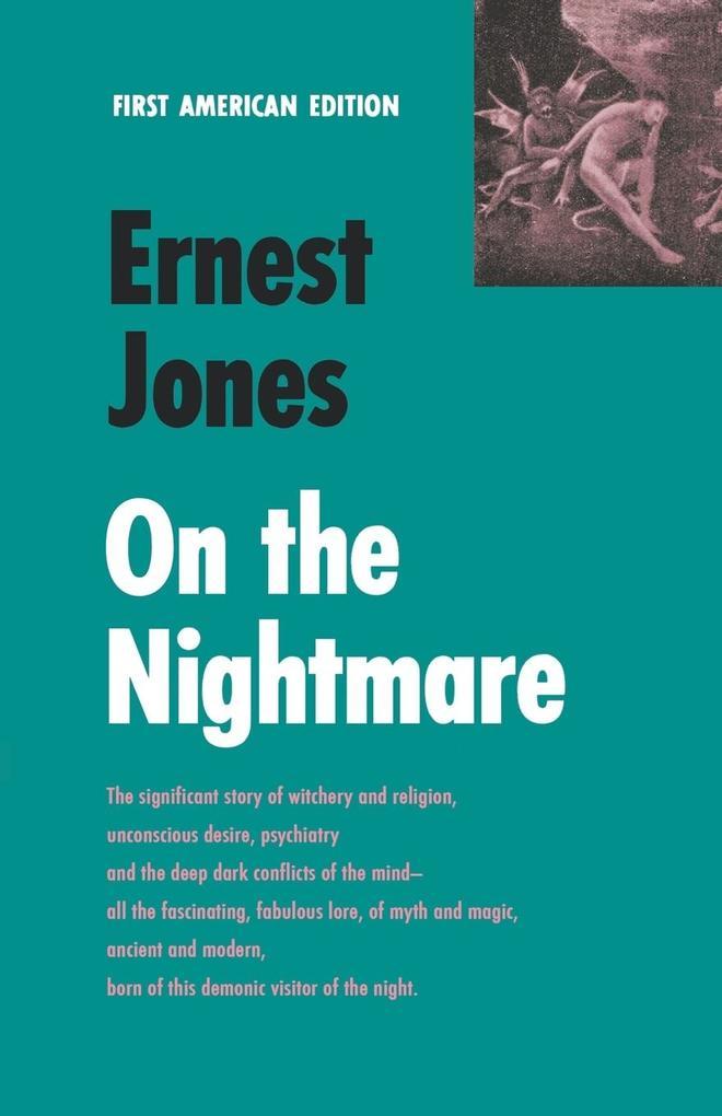 On the Nightmare als Taschenbuch