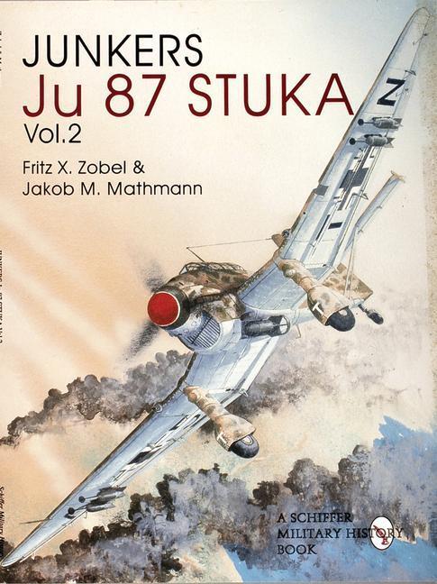 Junkers Ju87 Stuka als Taschenbuch