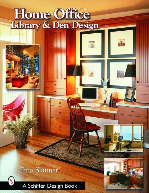Home Office, Library & Den Design als Taschenbuch