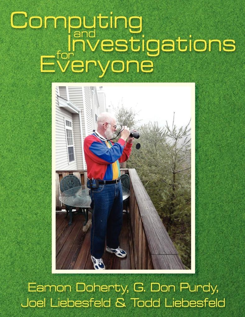 Computing and Investigations for Everyone als Taschenbuch