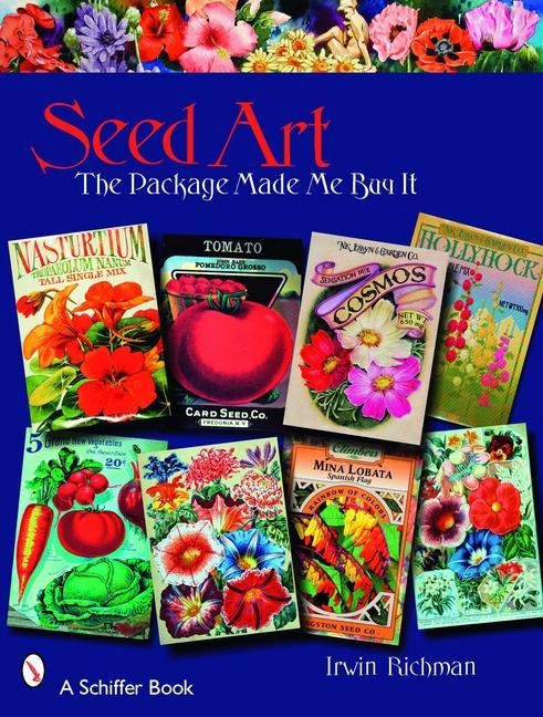 Seed Art: The Package Made Me Buy It als Taschenbuch