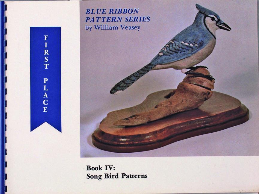 Blue Ribbon Pattern Series: Song Bird Patterns als Taschenbuch