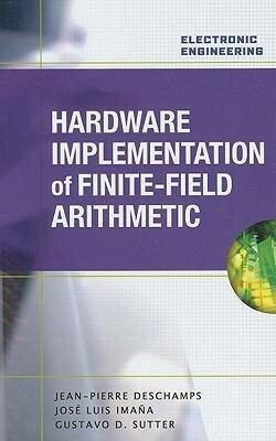 Hardware Implementation of Finite-Field Arithmetic als Buch (gebunden)