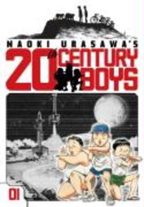 Naoki Urasawa's 20th Century Boys, Vol. 1: The Prophet als Taschenbuch