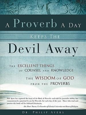 A Proverb a Day Keeps the Devil Away als Taschenbuch