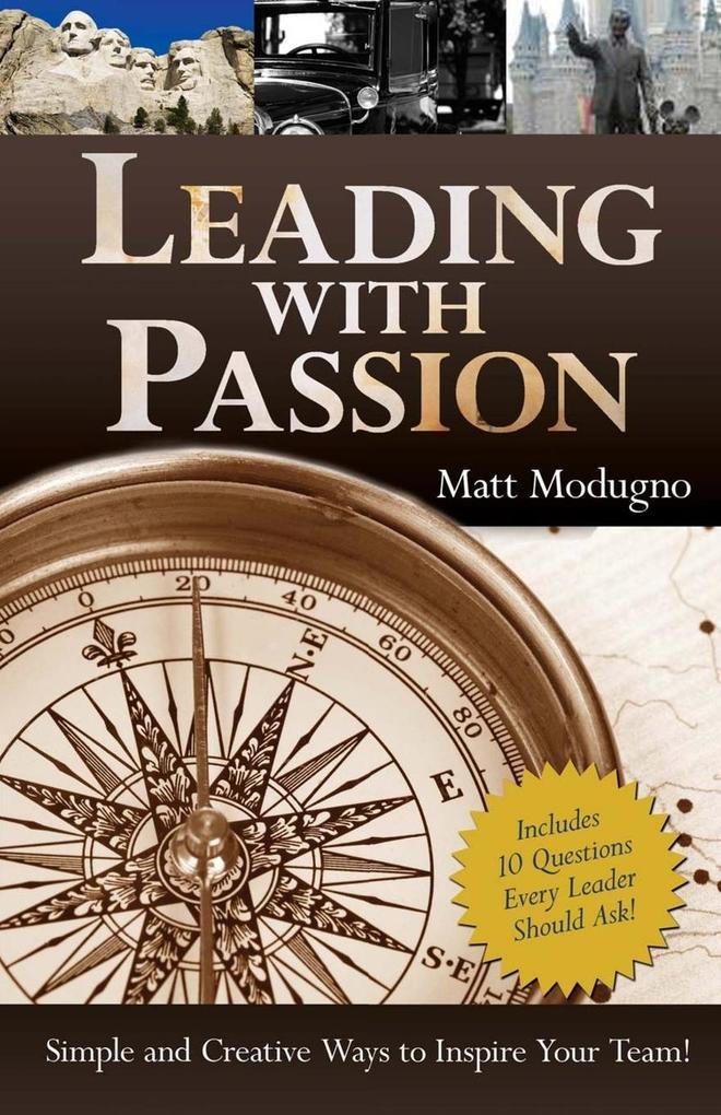 Leading with Passion als Taschenbuch