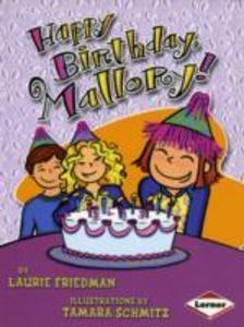 Happy Birthday, Mallory! als Taschenbuch