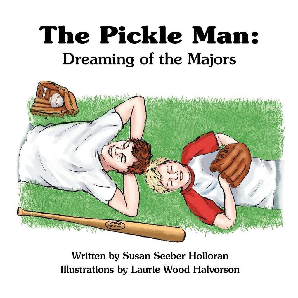 The Pickle Man als Taschenbuch