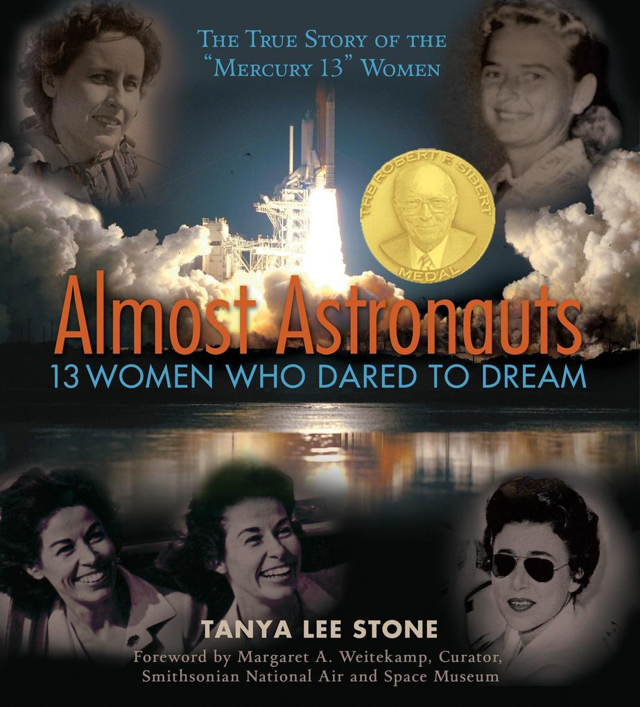 Almost Astronauts: 13 Women Who Dared to Dream als Taschenbuch