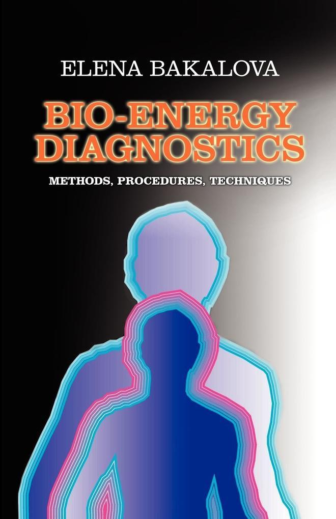 BIO-ENERGY DIAGNOSTICS als Taschenbuch