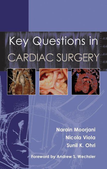 Key Questions in Cardiac Surgery als Taschenbuch