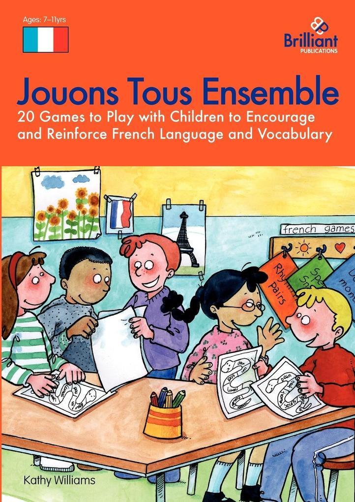 Jouons Tous Ensemble als Buch (kartoniert)