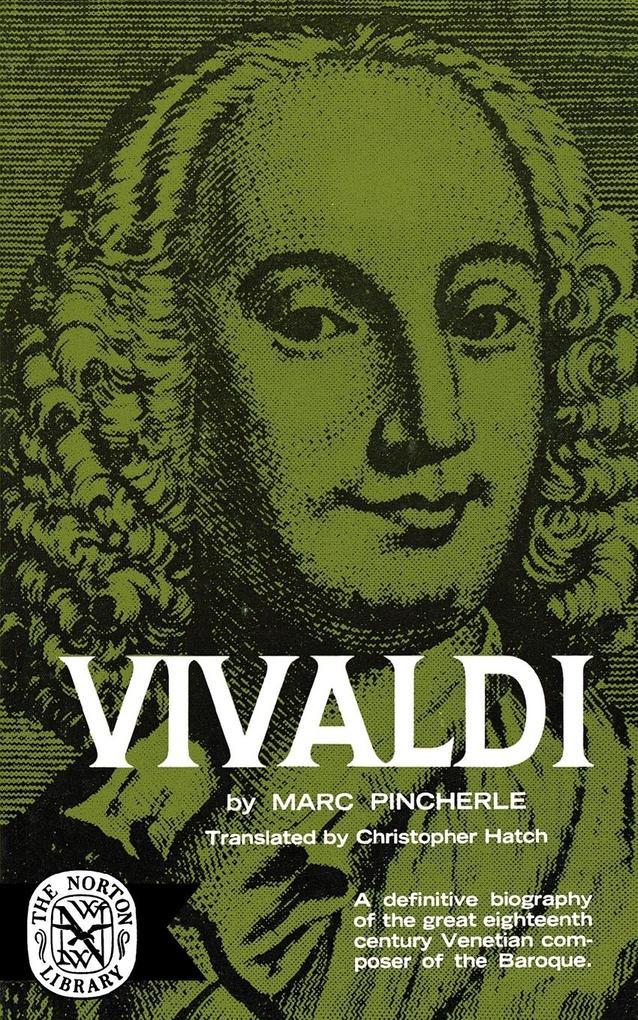 Vivaldi als Taschenbuch