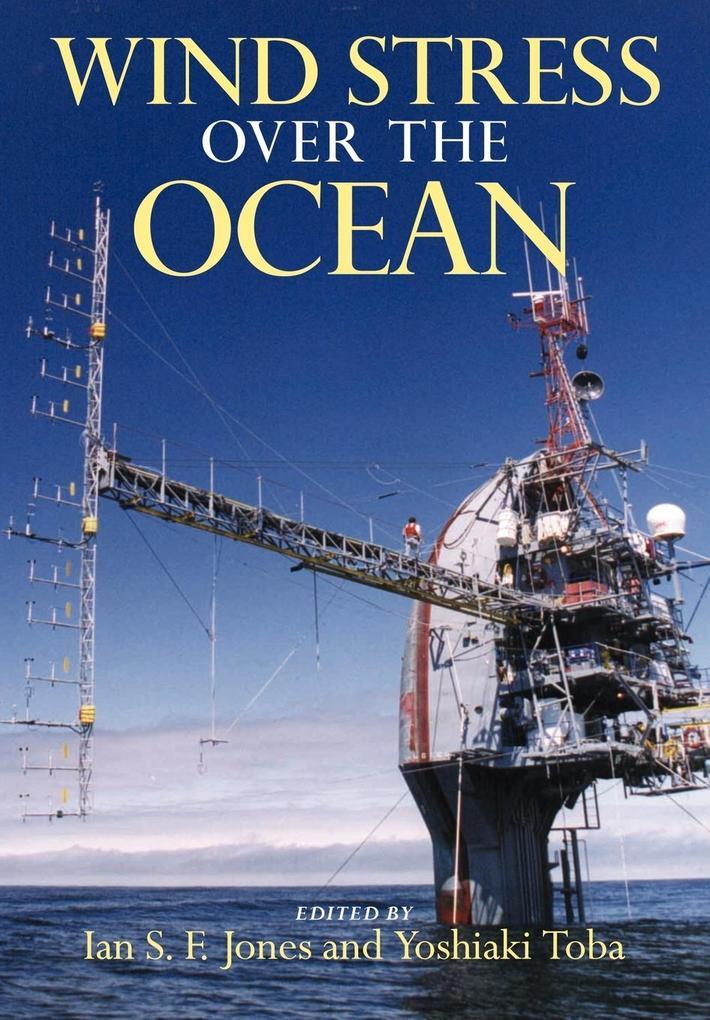 Wind Stress Over the Ocean als Taschenbuch