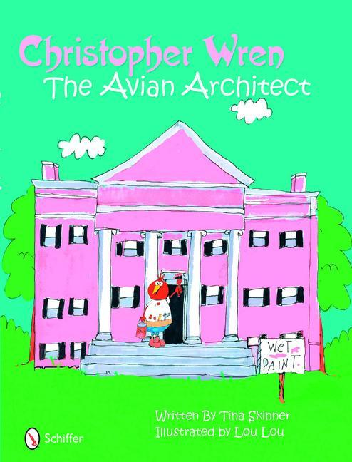 Christopher Wren: Avian Architect als Buch (gebunden)