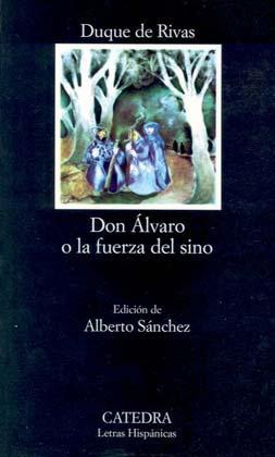 Don Álvaro o la fuerza del sino als Taschenbuch