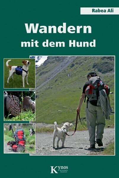 Wandern mit dem Hund als Buch (kartoniert)