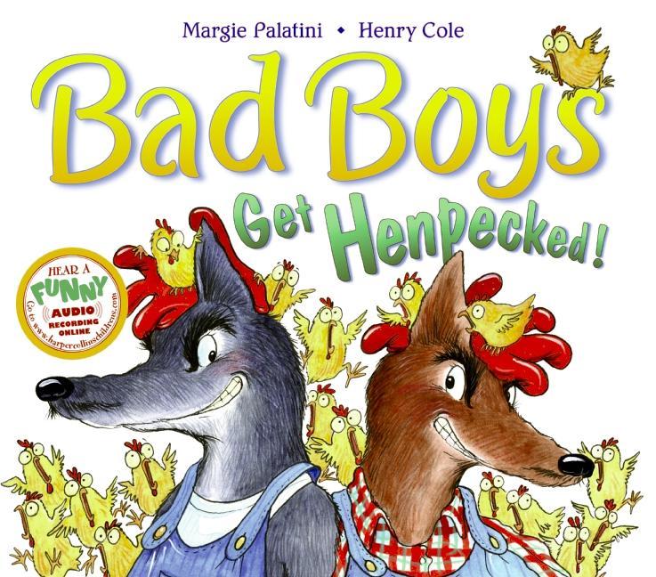 Bad Boys Get Henpecked! als Buch (gebunden)
