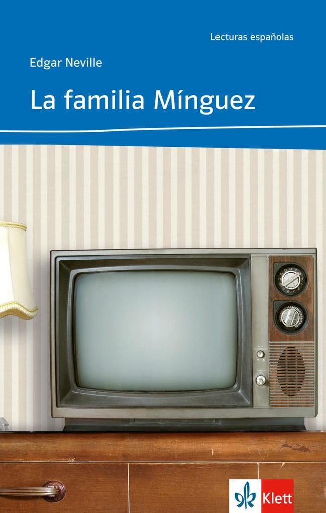 La familia Mínguez (Niveau A2) als Buch (kartoniert)
