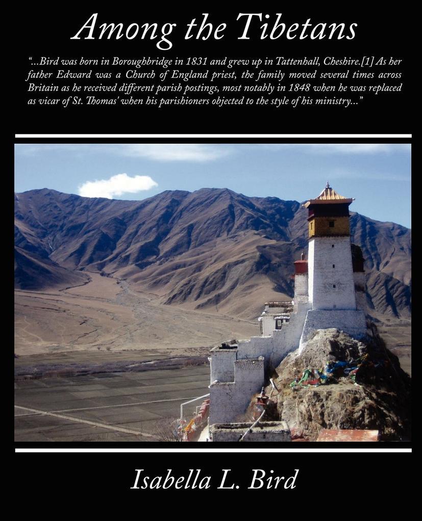 Among the Tibetans als Taschenbuch
