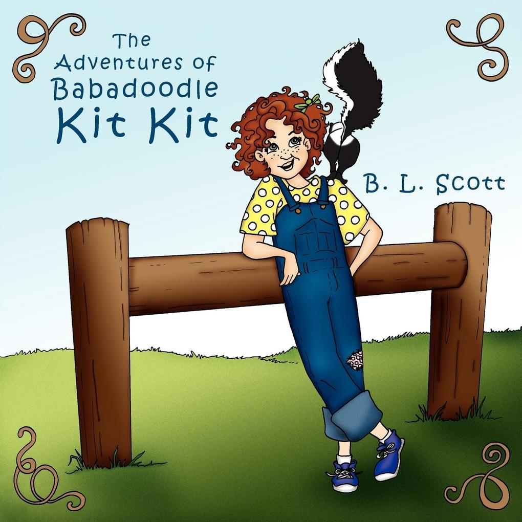 The Adventures of Babadoodle Kit Kit als Taschenbuch