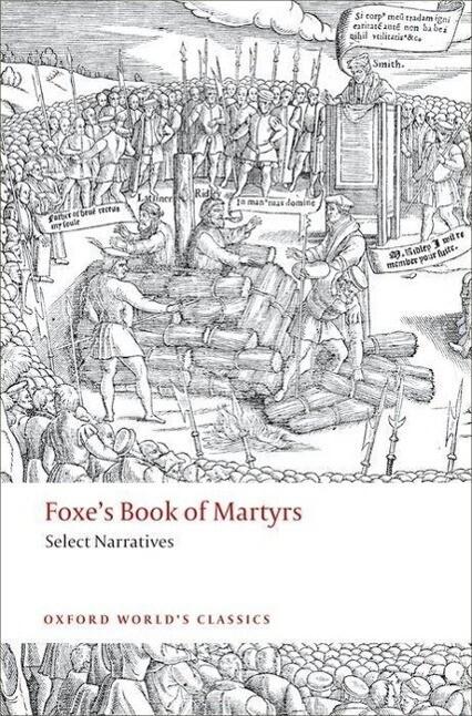 Foxe's Book of Martyrs als Buch (kartoniert)