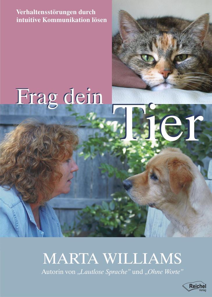 Frag dein Tier als Buch (gebunden)