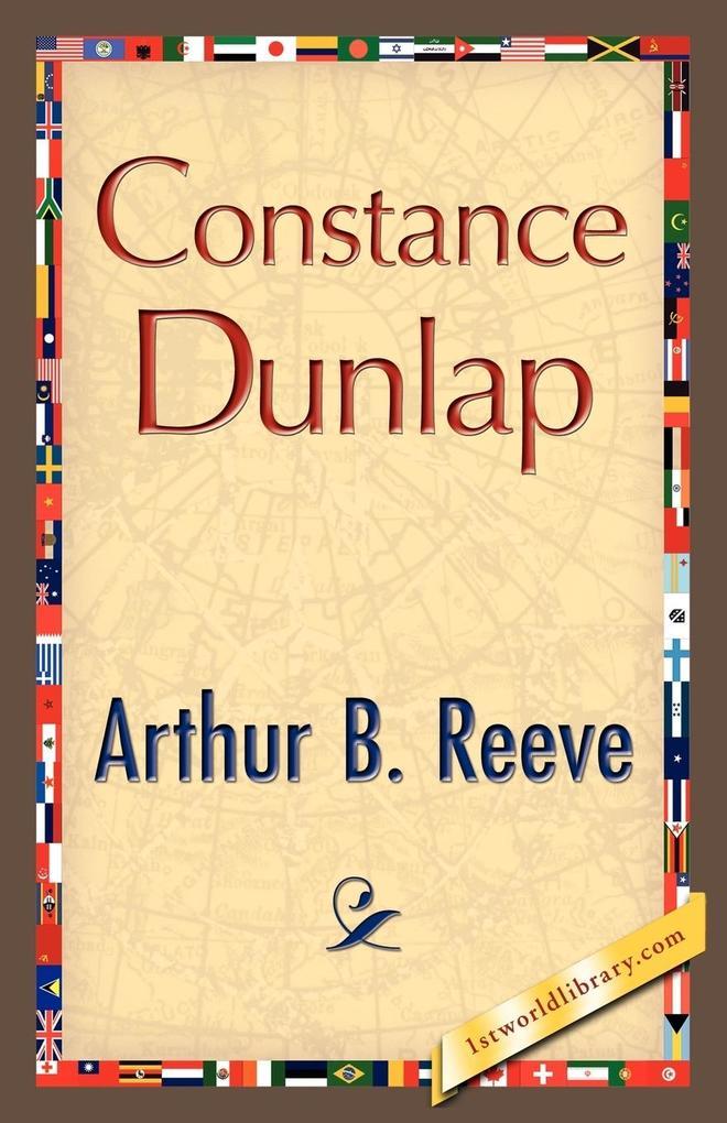 Constance Dunlap als Taschenbuch