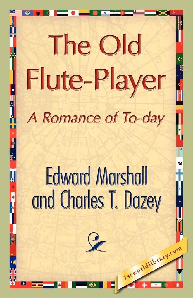 The Old Flute-Player als Taschenbuch