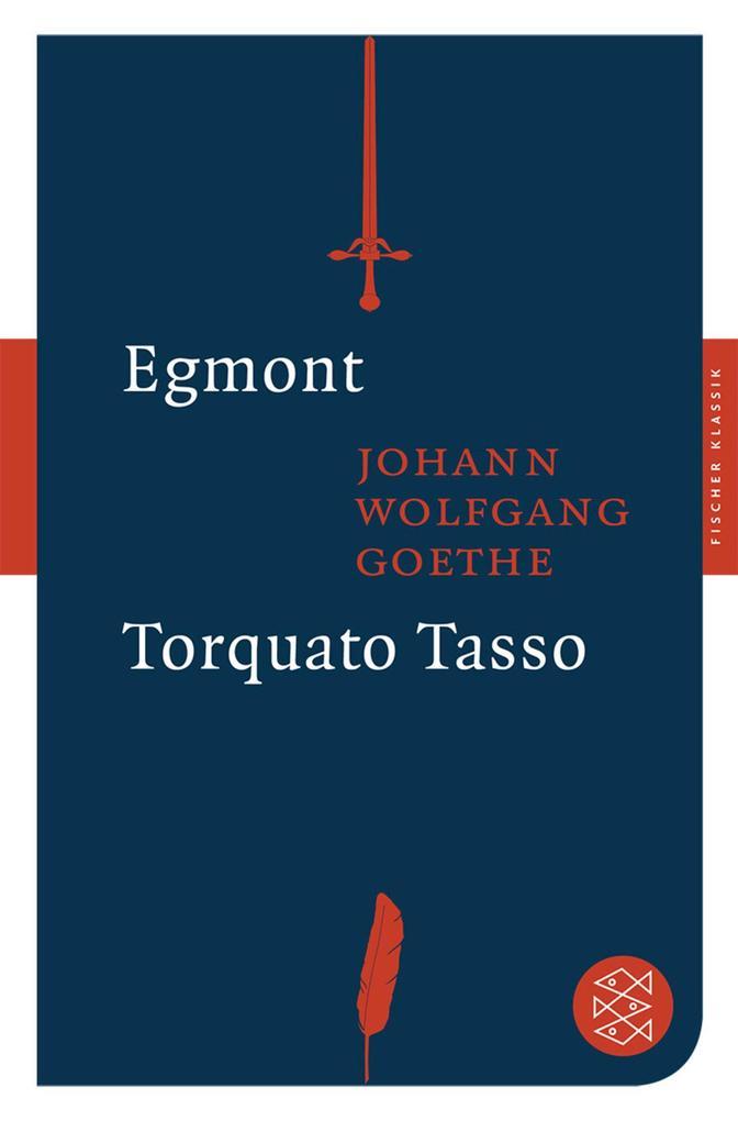 Egmont / Torquato Tasso als Taschenbuch