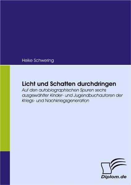 Licht und Schatten durchdringen als Buch (kartoniert)
