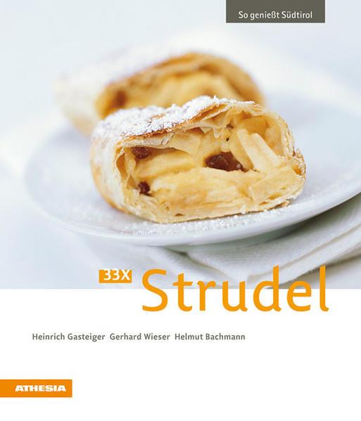 33 x Strudel als Buch (kartoniert)