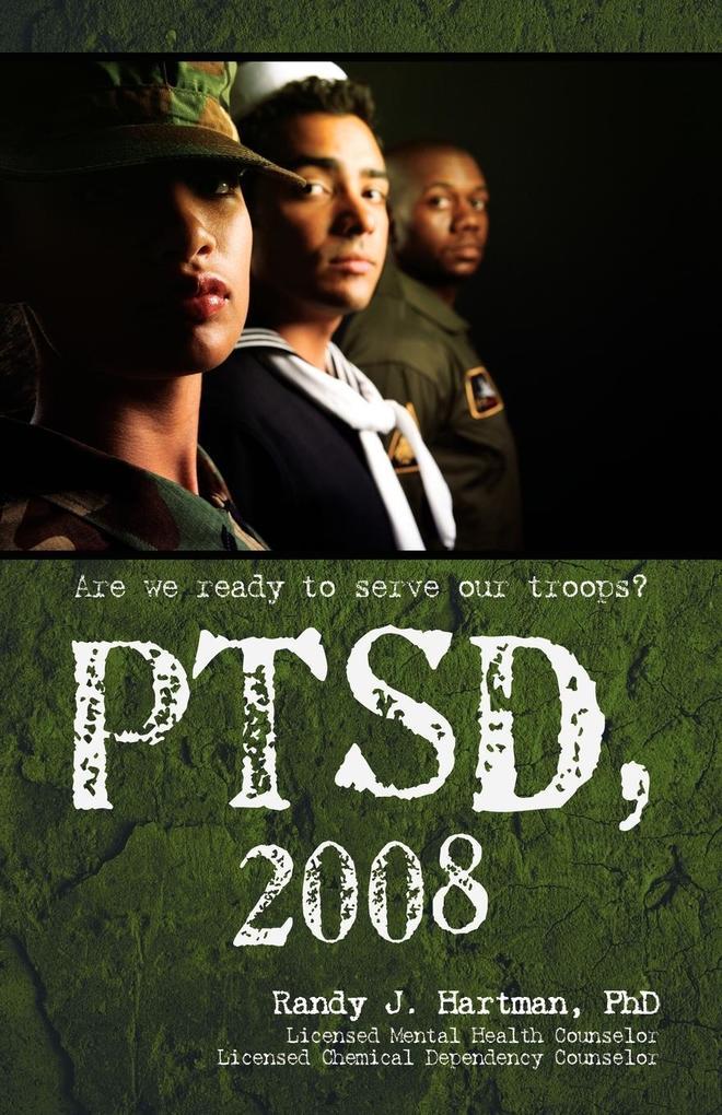 PTSD, 2008 als Taschenbuch