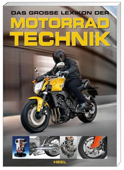 Das große Lexikon der Motorrad-Technik als Buch (kartoniert)