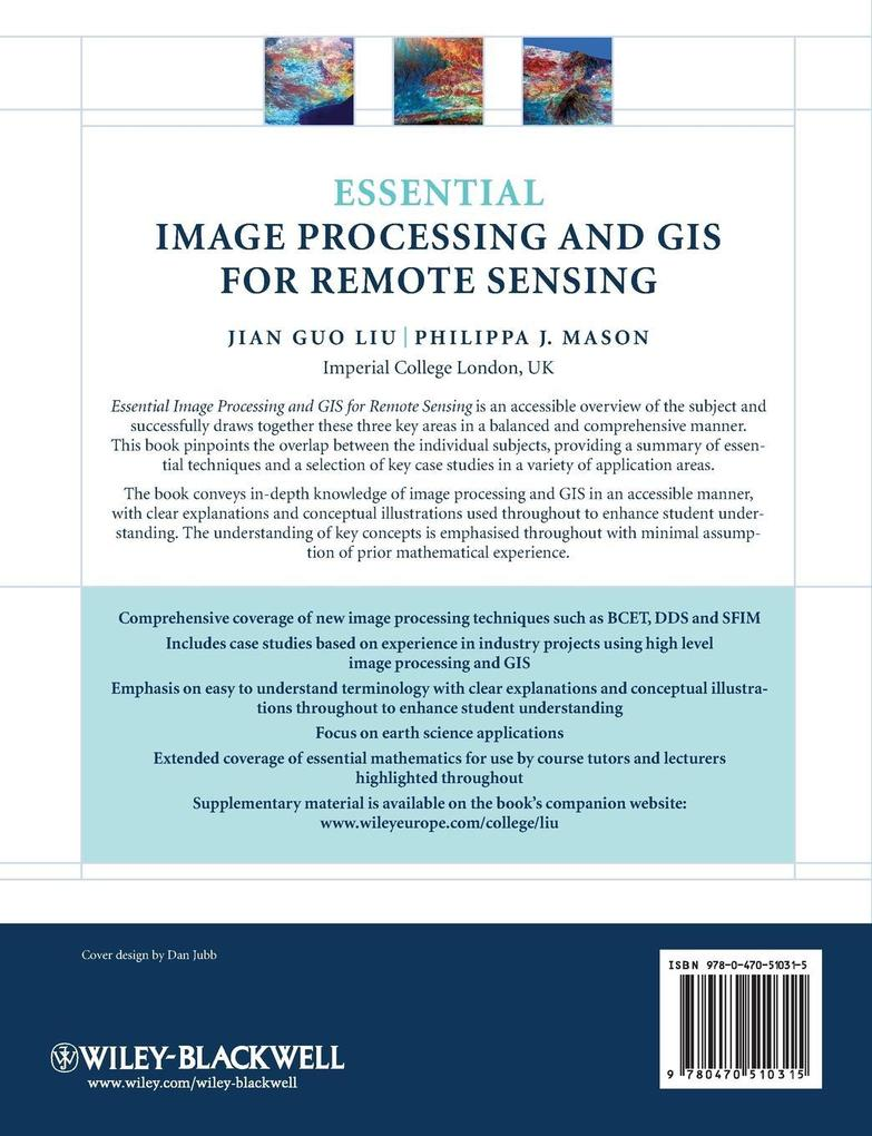 Essential Image Processing and GIS for Remote Sensing als Buch (kartoniert)