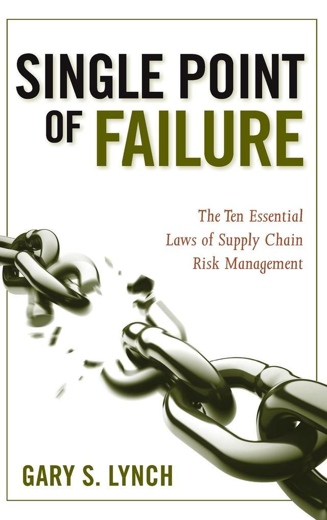 Single Point of Failure als Buch (gebunden)