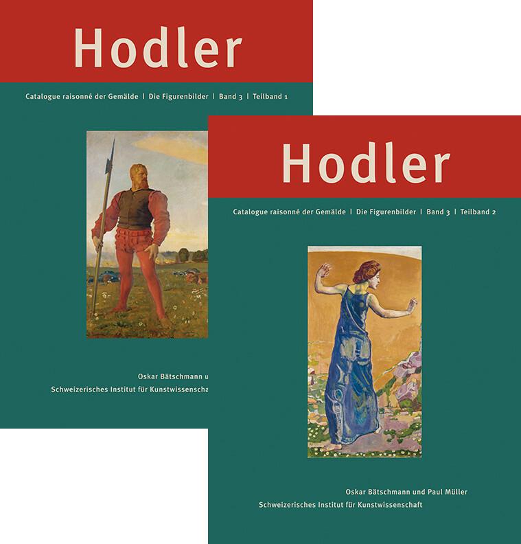 Ferdinand Hodler 03: Catalogue raisonné der Gemälde als Buch (gebunden)