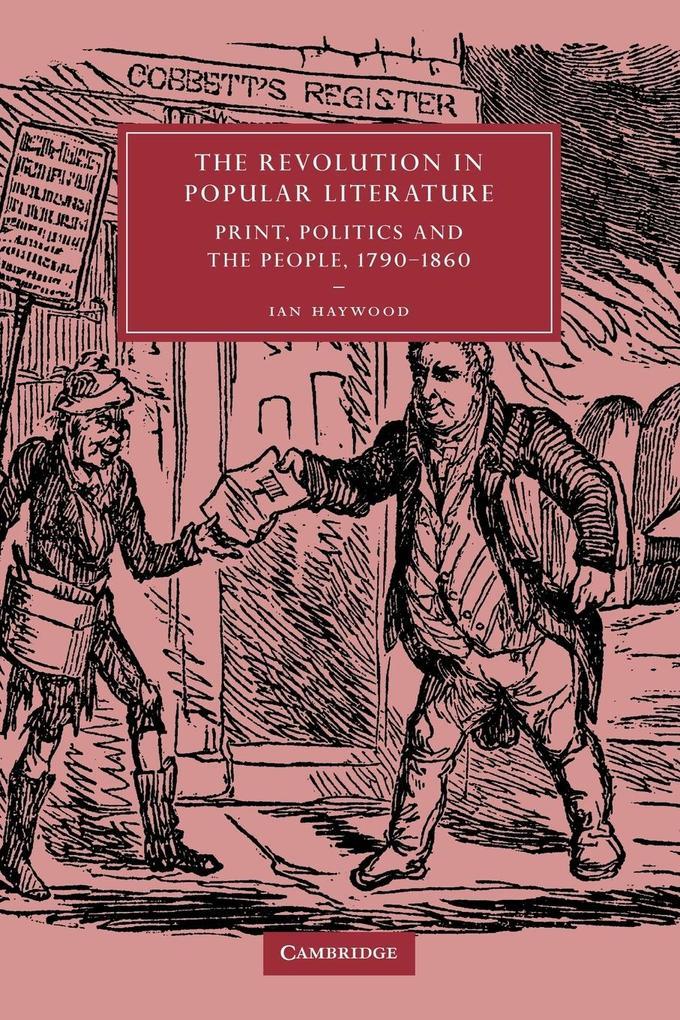 The Revolution in Popular Literature als Taschenbuch