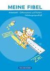 Meine Fibel 2009. Differenzieren und Fördern - Arbeitsheft in Schulausgangsschrift