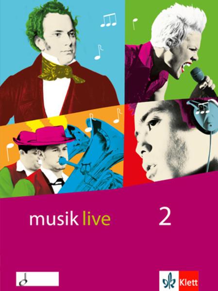 musik live / Schülerbuch 7.-10. Schuljahr als Buch (kartoniert)