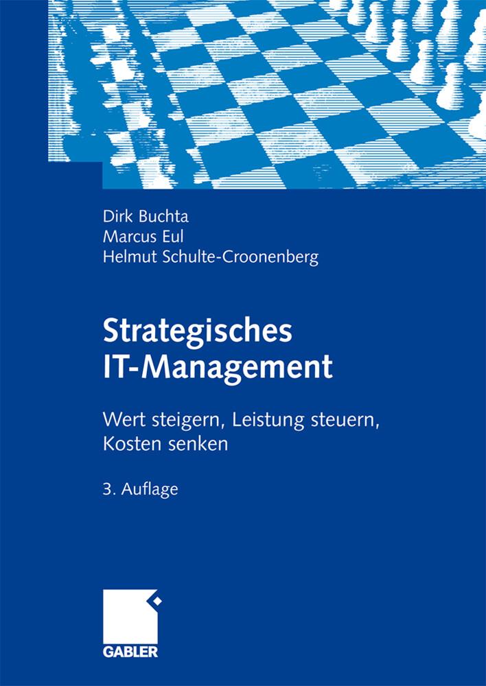 Strategisches IT-Management als Buch (gebunden)